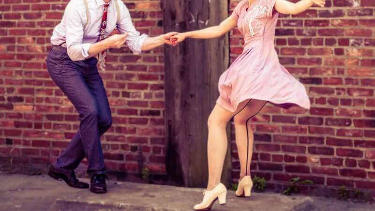 sincopa baile swing