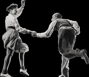 Lindy Hop Dancers Estiloswing