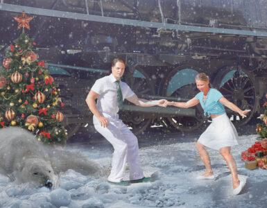 fiesta navidad swing en burgos