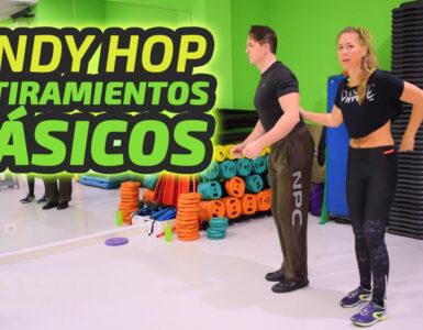 gimnasio hopper estiramientos básicos