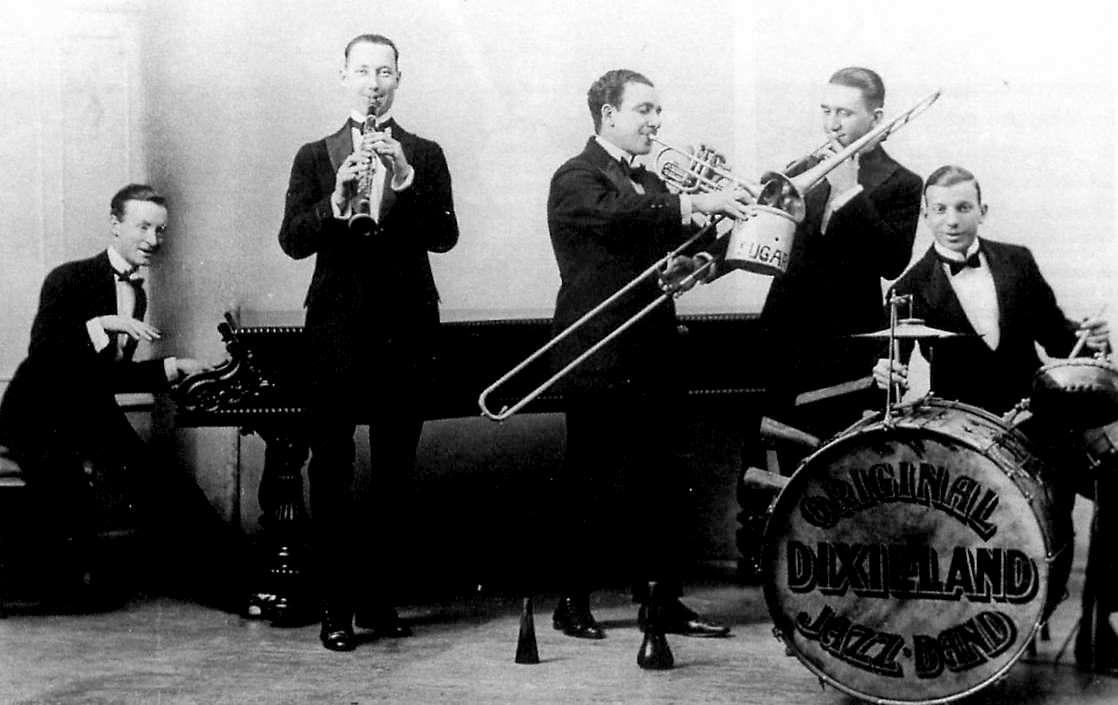 original dixieland jazz band