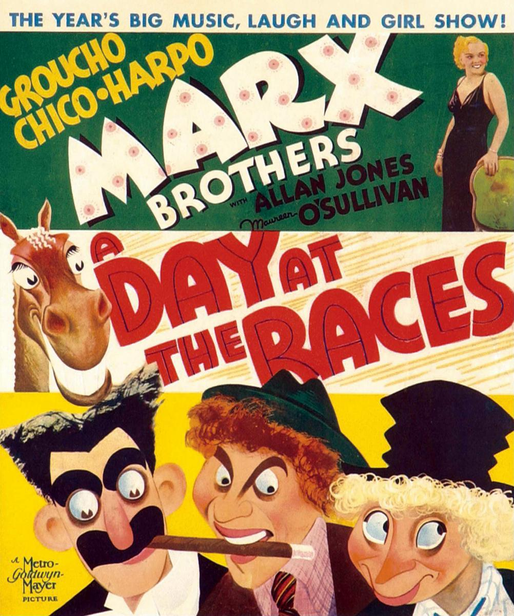 A Day at the Races 1937