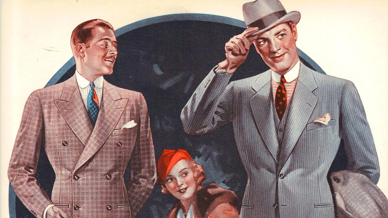 Ropa Lindy Hop hombre: Años 30 | guía moda masculina de los