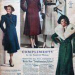 abrigos de invierno de 1938