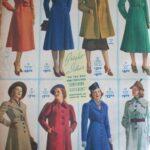 abrigos lindy hop mujer 30s 3