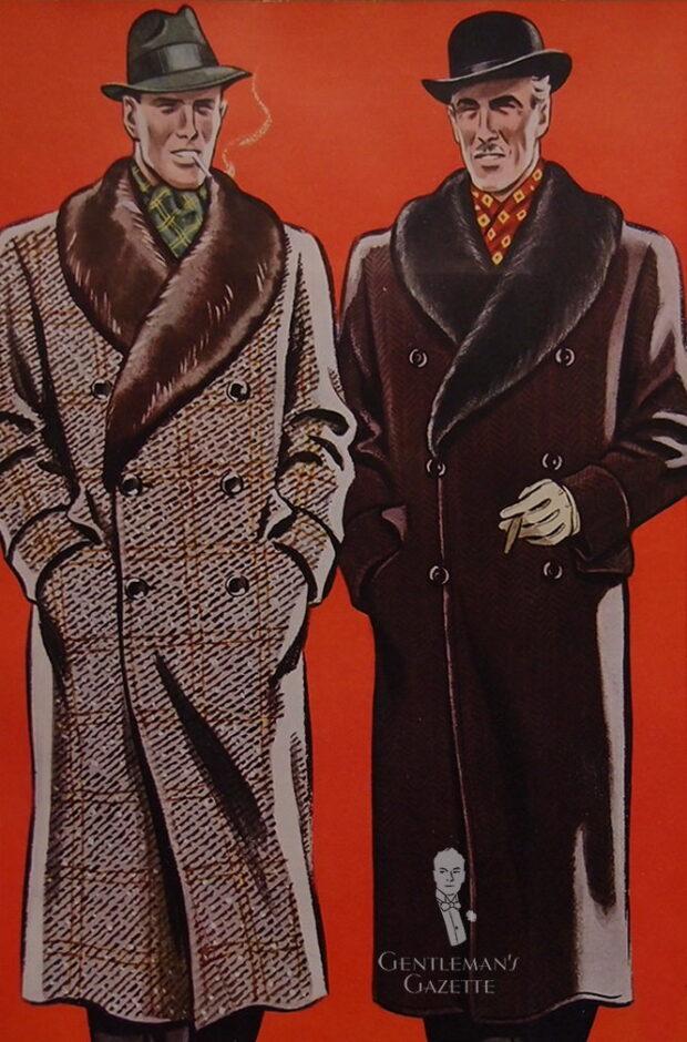 abrigos ropa lindy hop hombre 30s 3