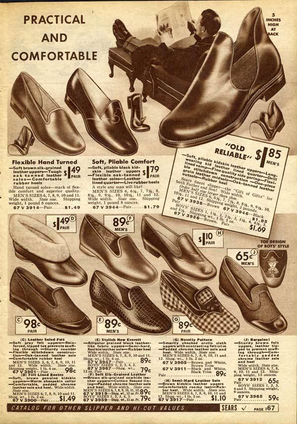 calzado ropa lindy hop hombre 30s 3