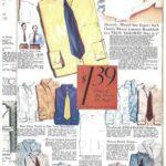 camisas de hombre 1935