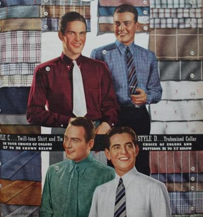 camisas hombre 1937