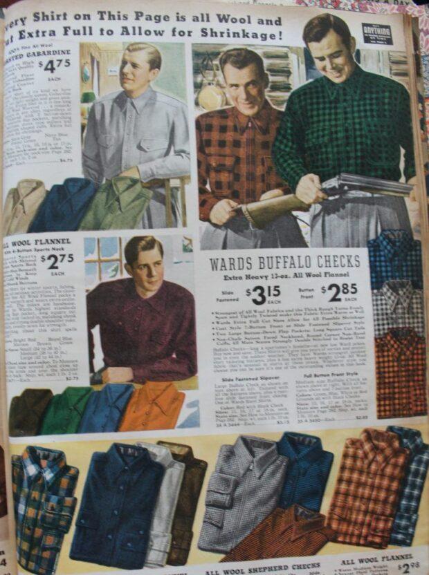 camisas y corbatas lindy hop hombre 30s 1