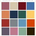 colores de temporada 1930