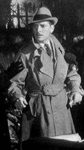 gabardina 1934