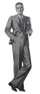 pantalones hombre 1932