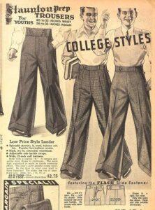 pantalones ropa lindy hop hombre 30s 4