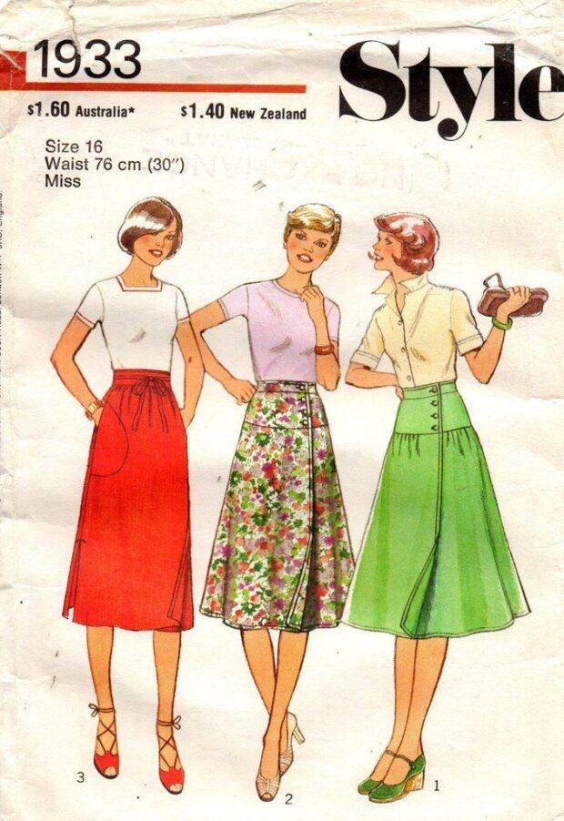 pantalones y faldas lindy hopmujer 30s 6