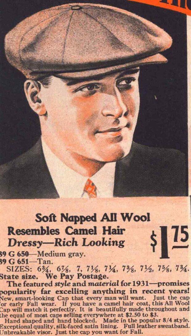 sombreros ropa lindy hop hombre 30s 1