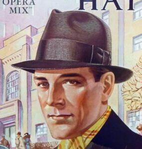 sombreros ropa lindy hop hombre 30s 2