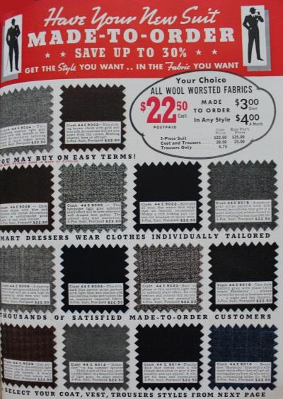 tejidos 1937