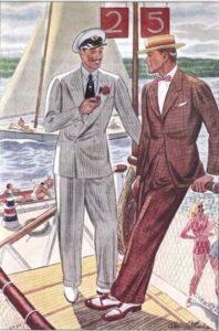 trajes de verano