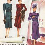 vestido noche mujer ropa lindy hop 30s 1