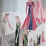 vestido noche mujer ropa lindy hop 30s 3