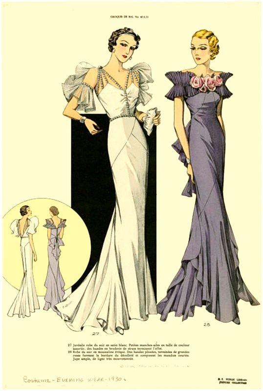 vestido noche mujer ropa lindy hop 30s 4