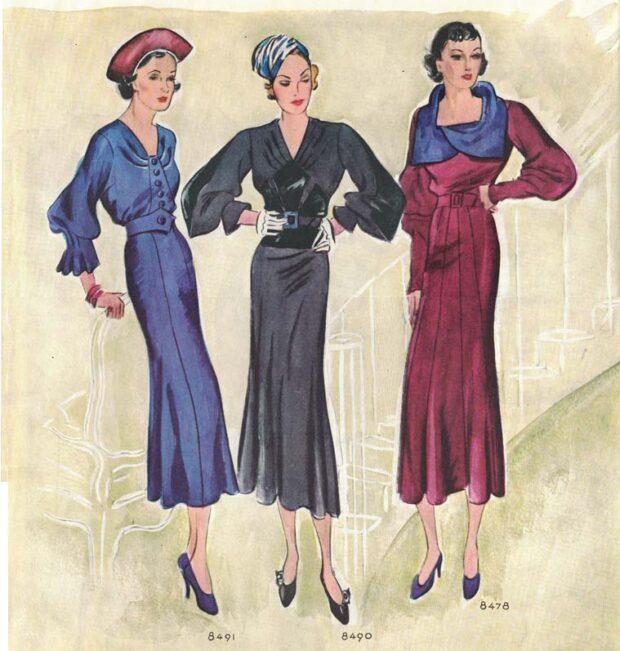 vestido noche mujer ropa lindy hop 30s 6
