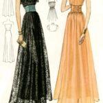 vestidos de noche w/tirantes