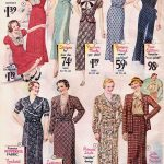 vestidos lindy hop mujer 30s 1