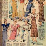 vestidos lindy hop mujer 30s 2