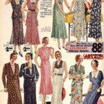vestidos lindy hop mujer 30s 6