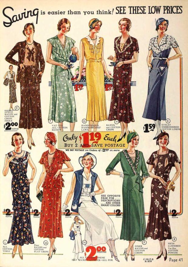 vestidos lindy hop mujer 30s 8