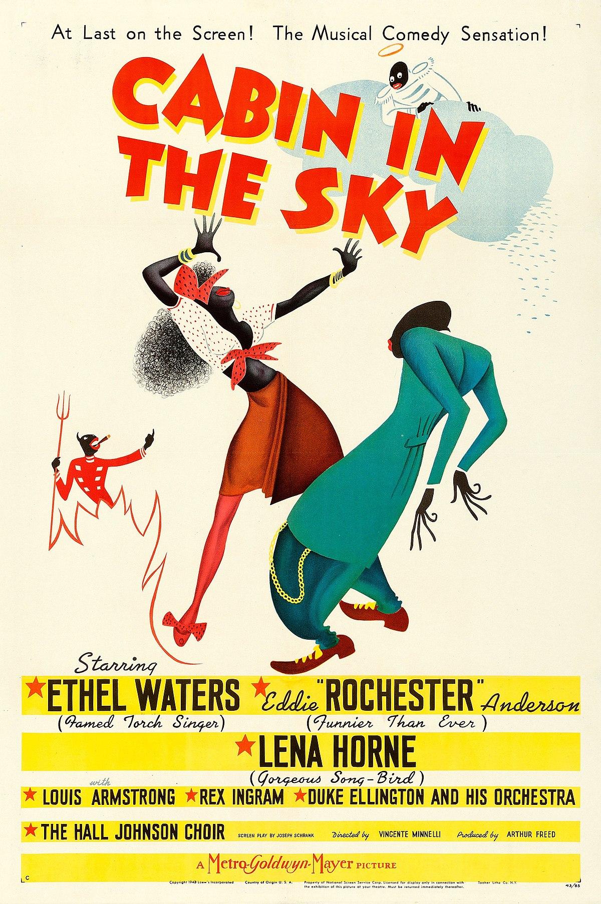 cabin in the Sky 1943