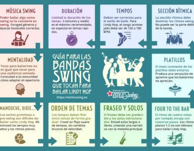 guia para bandas que tocan swing estiloswing