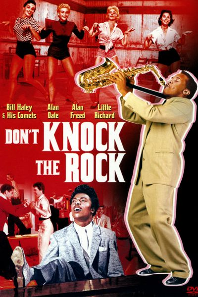 Dont Knock the Rock 1956