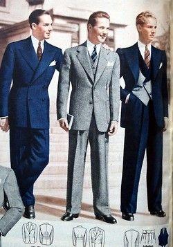ropa lindy hop hombre años 30 1