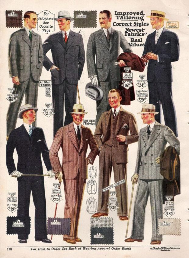 ropa lindy hop hombre años 30 4