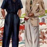 ropa lindy hop hombre años 30 5