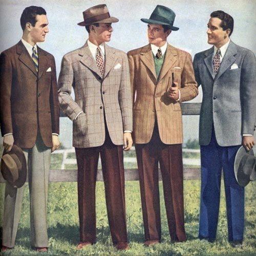 ropa lindy hop hombre años 30 6