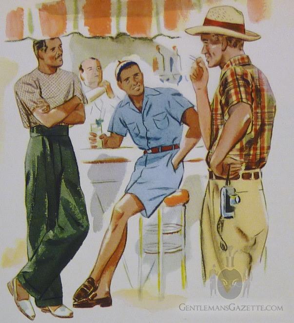 ropa lindy hop hombre años 30 7