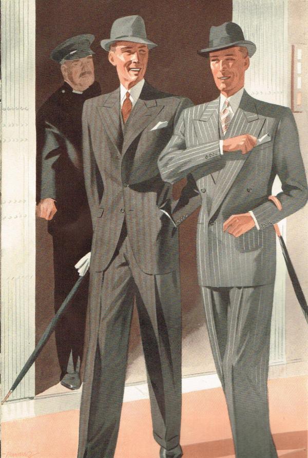 ropa lindy hop hombre años 30 9