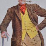 vestimenta deportiva años 30