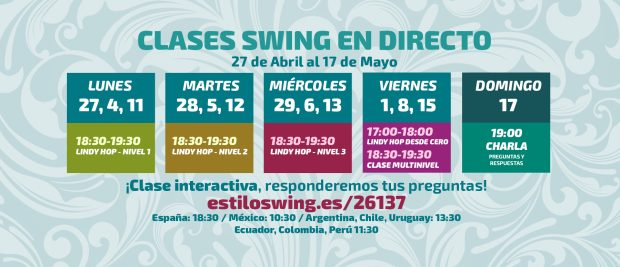 CLASES ABRIL MAYO sn