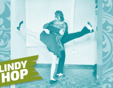 lindy hop nivel 1 clase 2