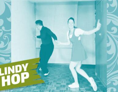 lindy hop nivel 1 clase 5