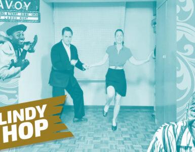 lindy hop nivel 2 clase 10
