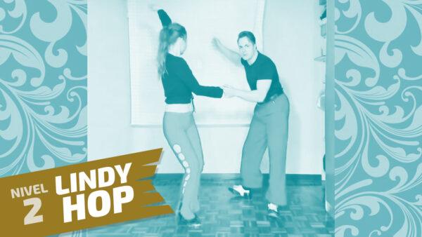 lindy hop nivel 2 clase 3