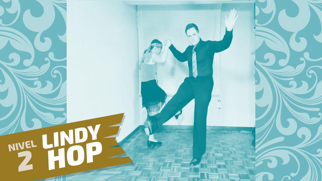 lindy hop nivel 2 clase 5