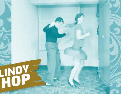 lindy hop nivel 2 clase 6
