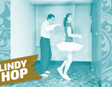 lindy hop nivel 2 clase 7